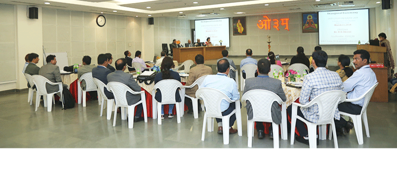 Induction Programme at DAVCMC, March 2019