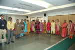 Master Training Programme Hindi at DAVCMC, 8-10 October 2018