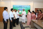 DAVCMC Contributes to CMs Relief Fund for Cyclone FANI