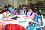 Master Training Programme Hindi at DAVCMC, 29-31 August 2018